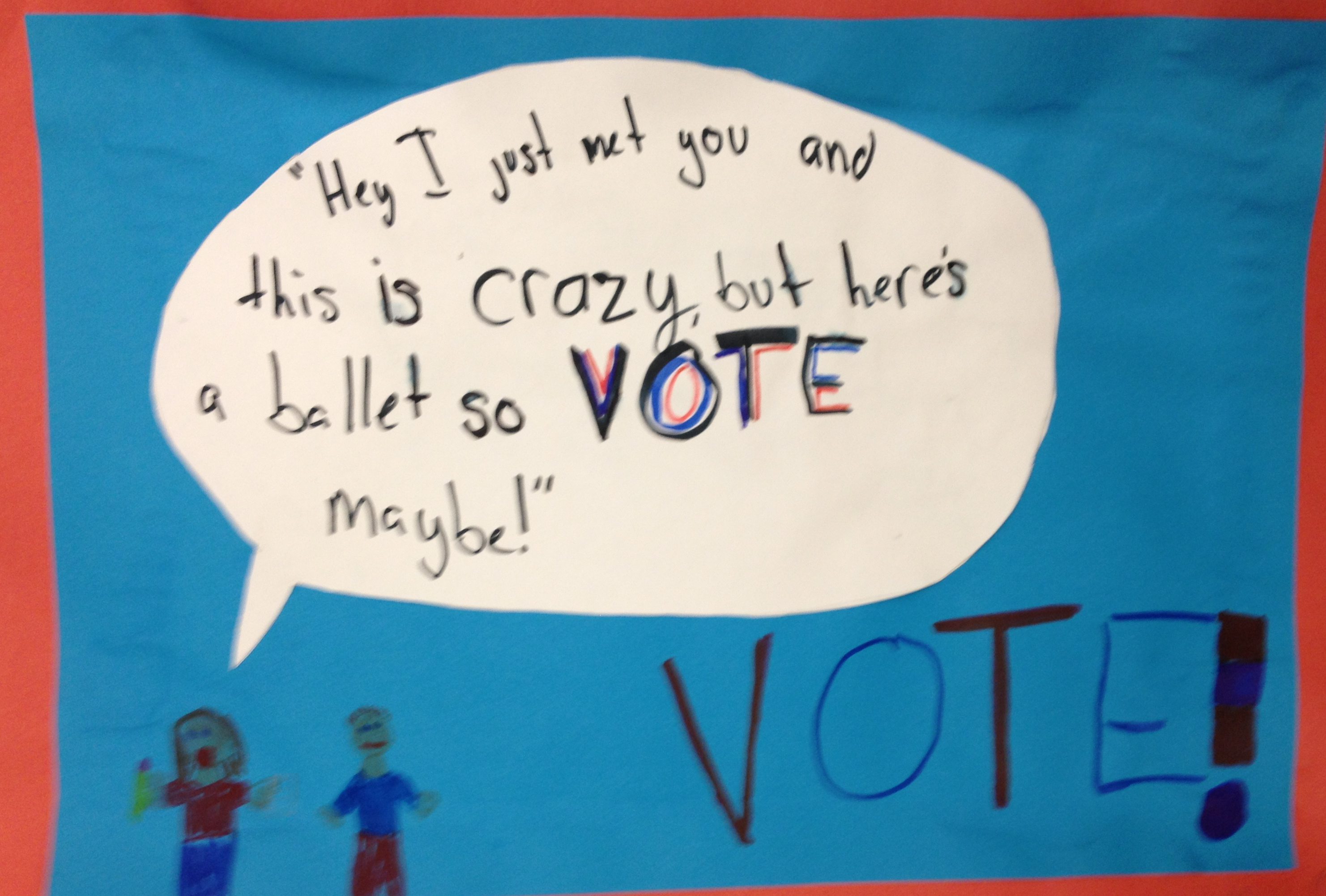 Funny Student Council Campaign Poster Ideas   www.galleryhip.com - The ...