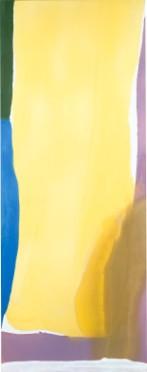 Helen Frankenthaler, Wales, 1966